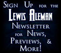 Sign Up for the Lewis Aleman Mailing List for News, Previews, & More!